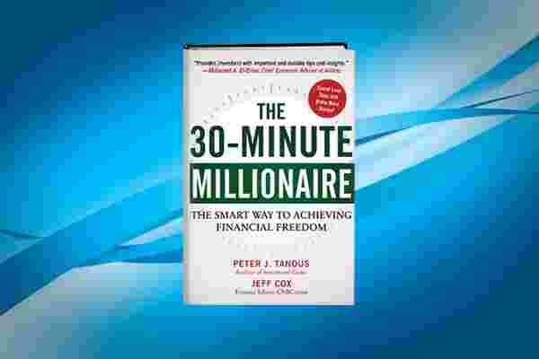 """""""30分钟的百万富翁"""" 概述了从目前零收益货币市场中获得2.8万亿美元收益的方法"""